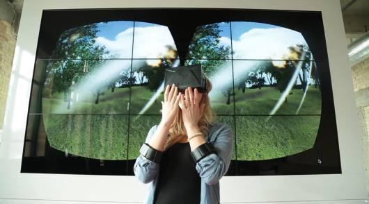 Myo macht Oculus Rift besser? (Foto: Youtube)