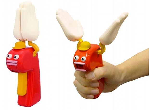 Pachi Pachi Clappy! Noch Fragen? (Foto: Technabob.com)