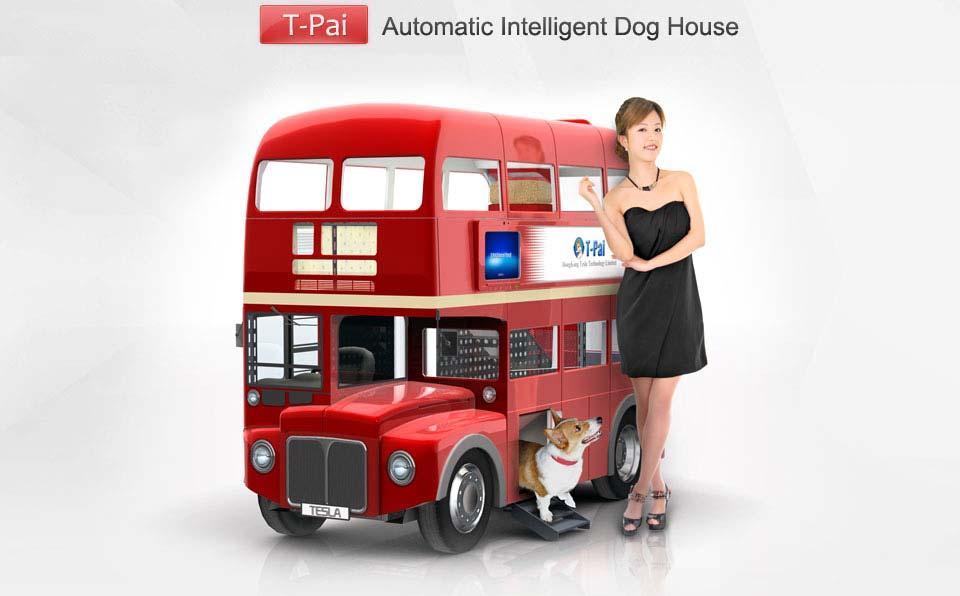 Die tollste Hundehütte der Welt! (Foto: t-pai.com)