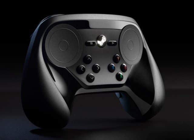 Das ist also der finale Steam Controller? (Foto: Valve)