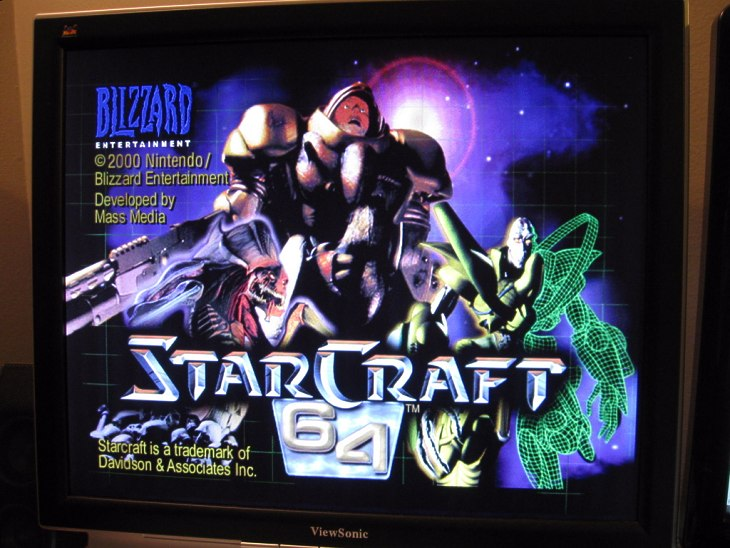 Beispiel für N64-Spiel mit besserer Auflösung dank Converter. (Foto: Retroactive)