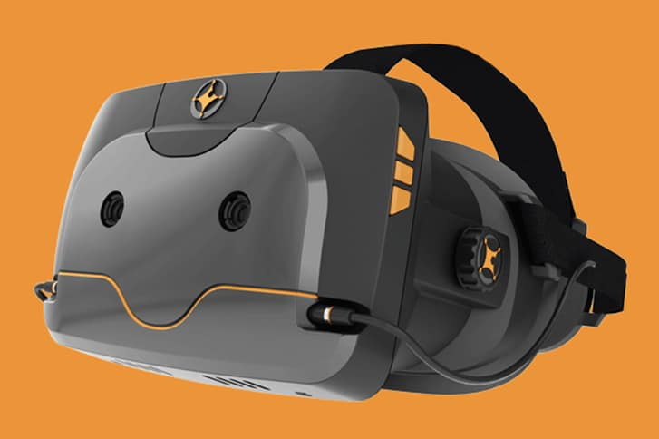 Ein Oculus Rift-Konkurrent? (Foto: True Player Gear)