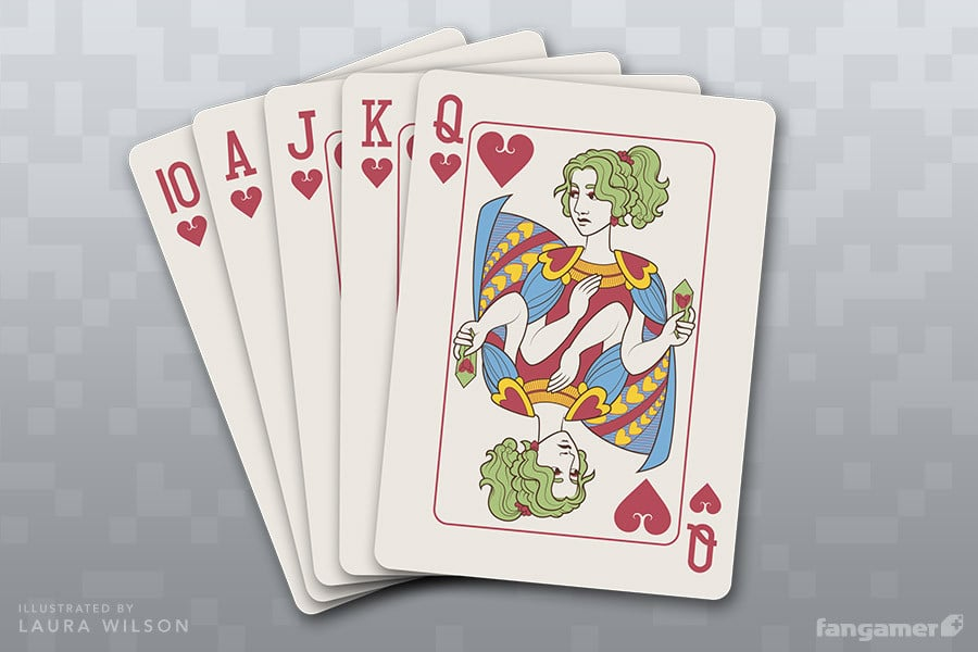 Blackjack Cards. (Foto: Fangamer.net)