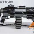 EVA-8 aus LEGO. (Foto: Nick Jensen)