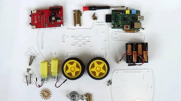 Ein praktischer Baukasten. (Foto: Kickstarter)
