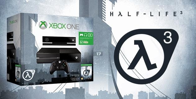 Half-Life 3 für die Xbox One? (Foto: Webhallen)