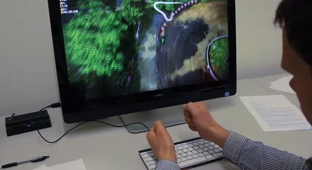 Spielen auf andere Art und Weise... (Foto: Microsoft)