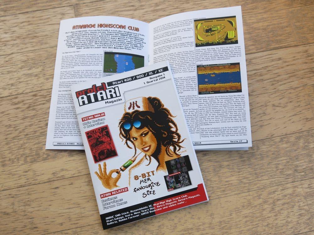 So sieht das Heft aus. (Foto: Schreibfabrik / René Meyer)