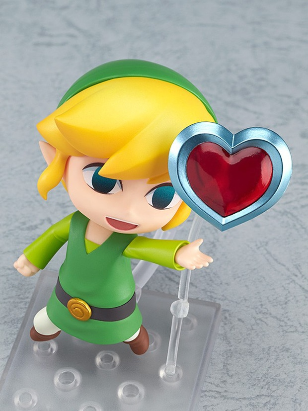 Link als Actionfigur. (Foto: Good Smile)