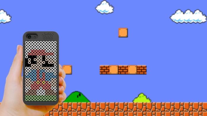 Na, wie wäre es mit Mario? (Foto: Kickstarter)