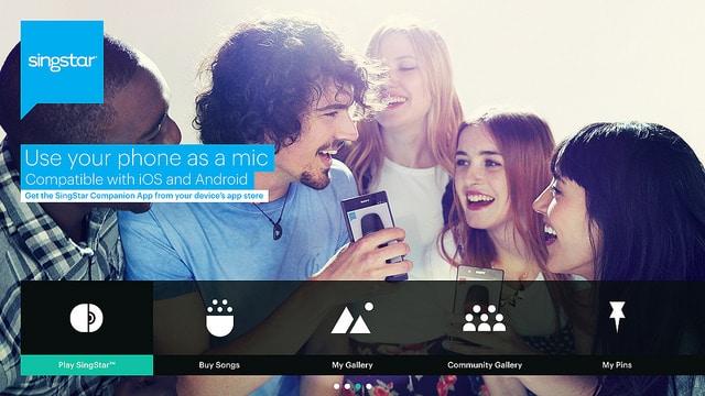 SingStar - bald mit neuartiger Eingabe. (Foto: Sony)