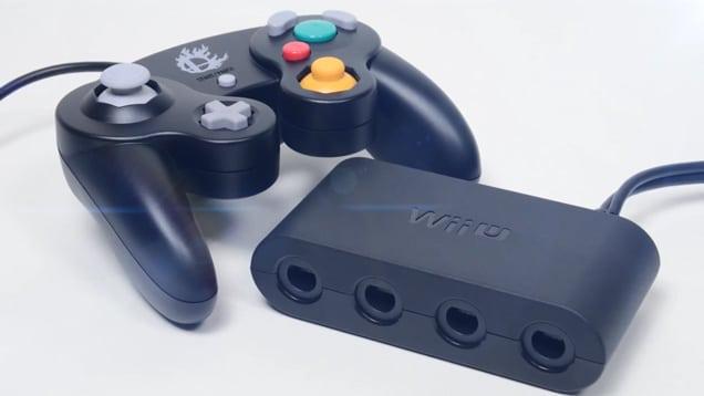 Der Adapter für Gamecube-Controller. Wirklich nötig? (Foto: Nintendo)