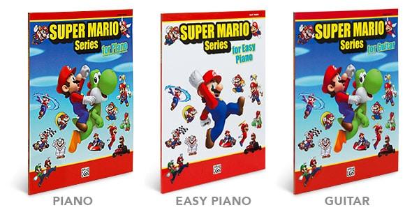 Songbooks für musikalische Nintendo-Fans (Foto: ThinkGeek)