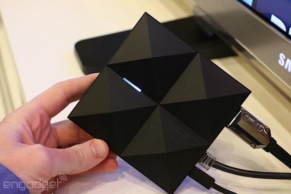 Ein Android TV-Prototyp von Google. (Foto: Engadget)