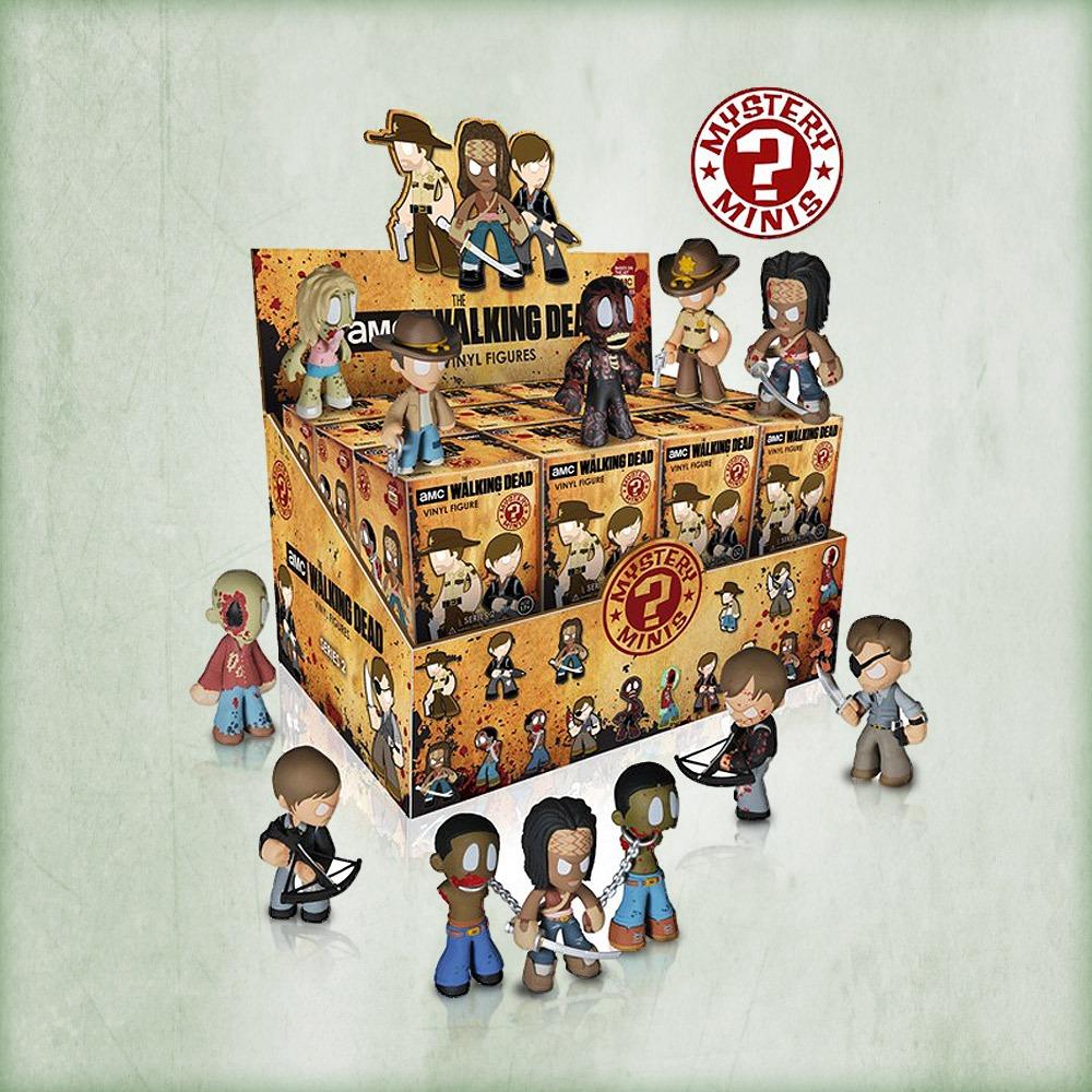 The Walking Dead Mystery Minis Series 2 (Foto: Funko)