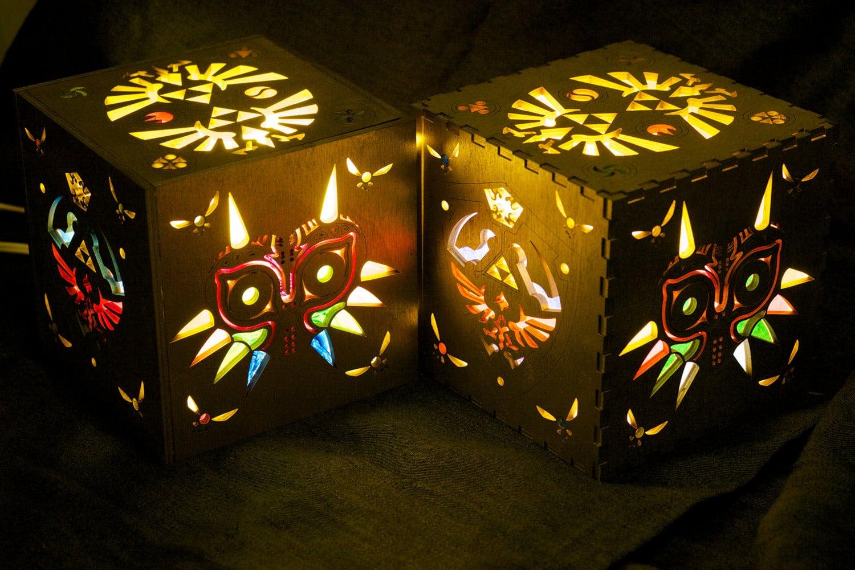 Mit dieser Lampe werdet ihr nicht mehr im Dunkeln tappen. (Foto: Etsy.com)