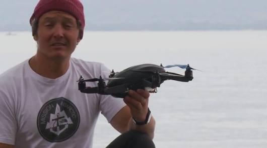 """Mehr als """"nur"""" eine Drohne. (Foto: Kickstarter)"""
