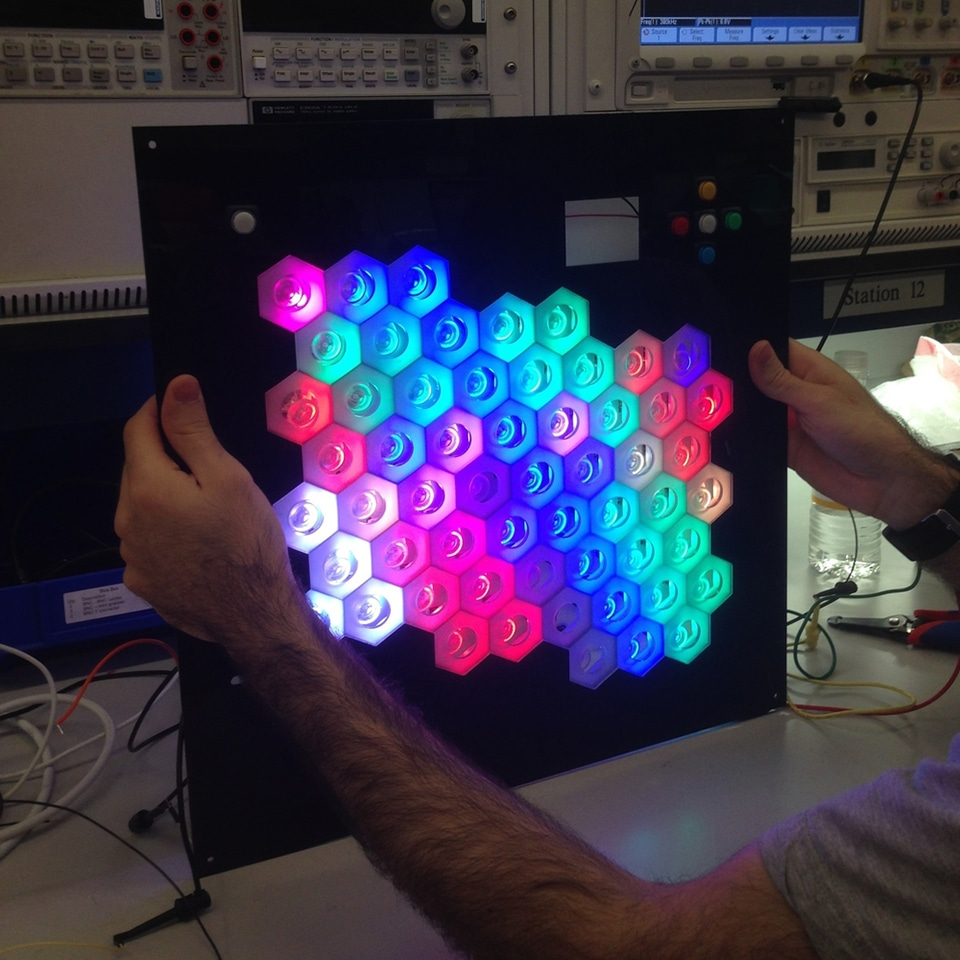 Das Instrument für geübte Joypad-Profis (Foto: davesharpl.es)