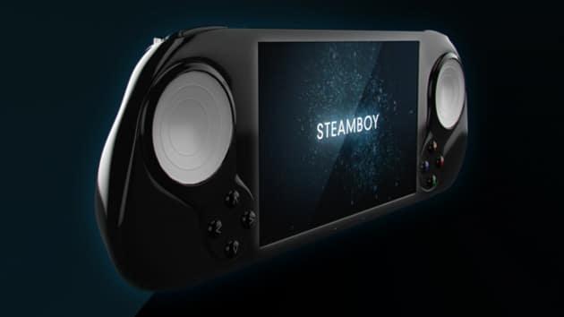 Das soll also der Steamboy sein... (Foto: Youtube)
