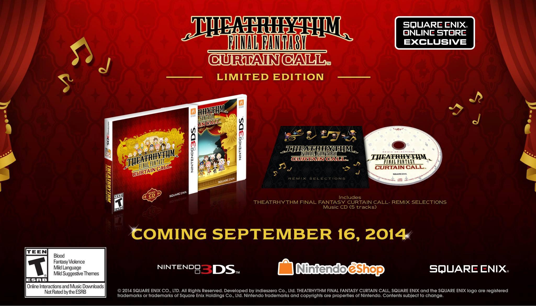 Das ist die Erstauflage des Spiels - eine Bonus-CD als Geschenk. (Foto: Square Enix)