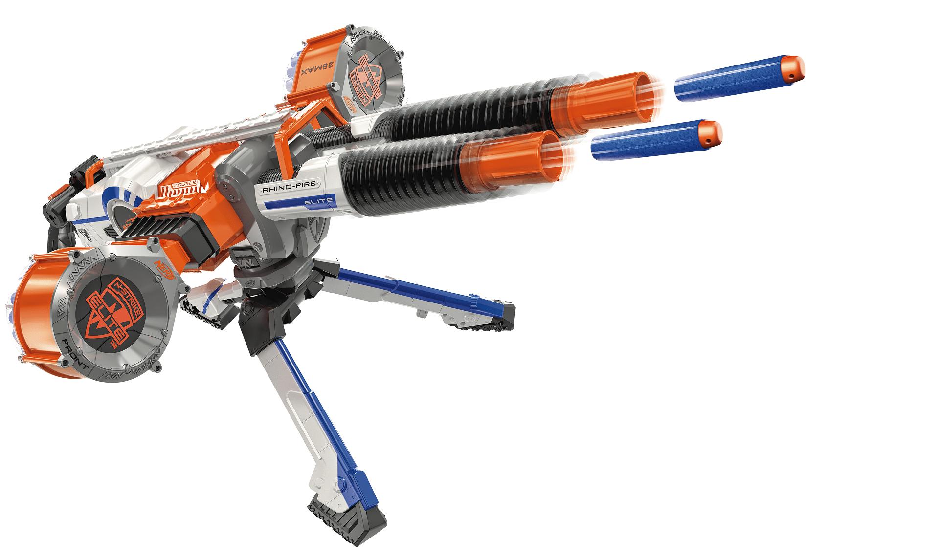Der HighTech-Blaster räumt auf! (Foto: blasterlabs.com)