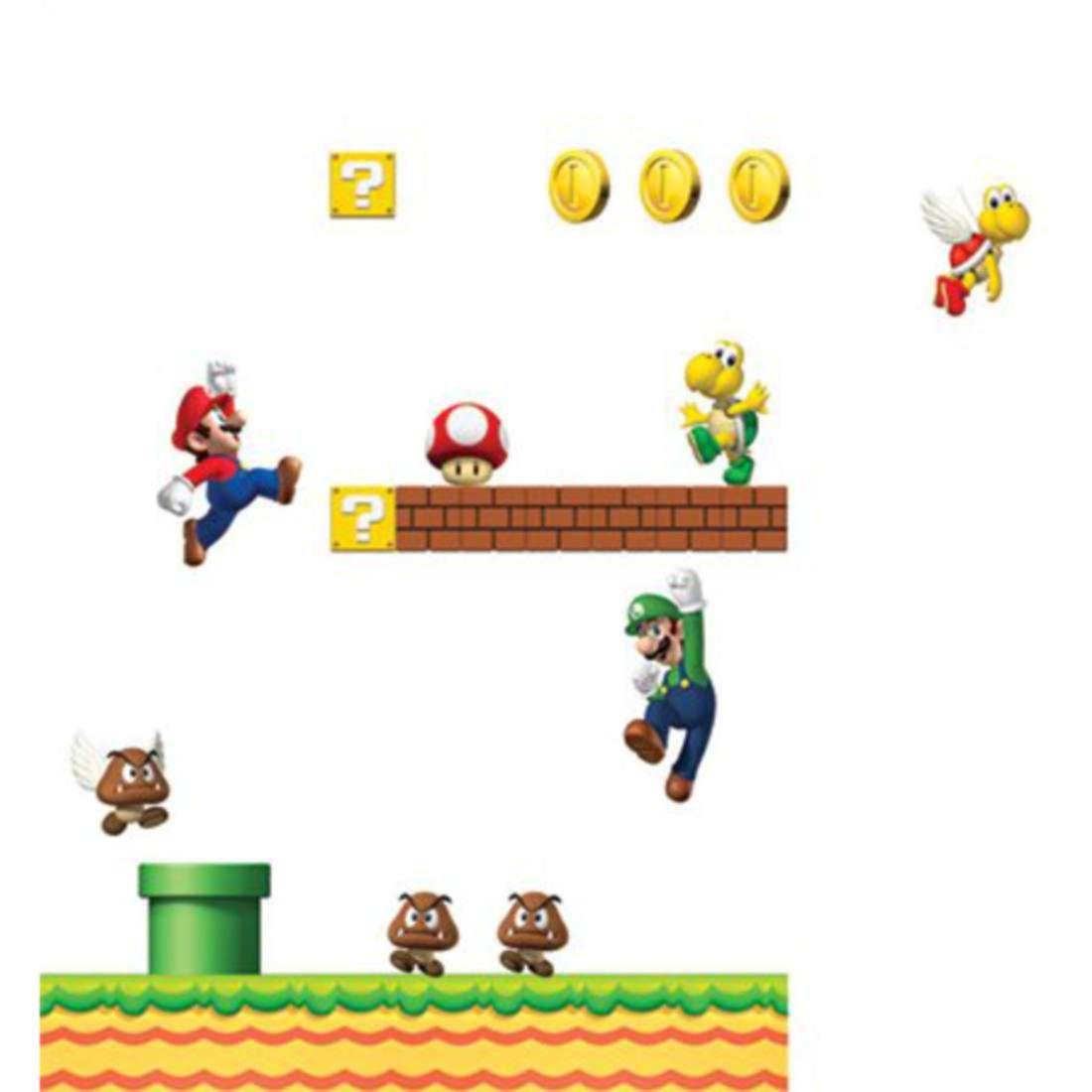 Das Pilzkönigreich mit Mario und Co. in eurem Zimmer? Ist tatsächlich möglich! (Foto: GetDigital.de)