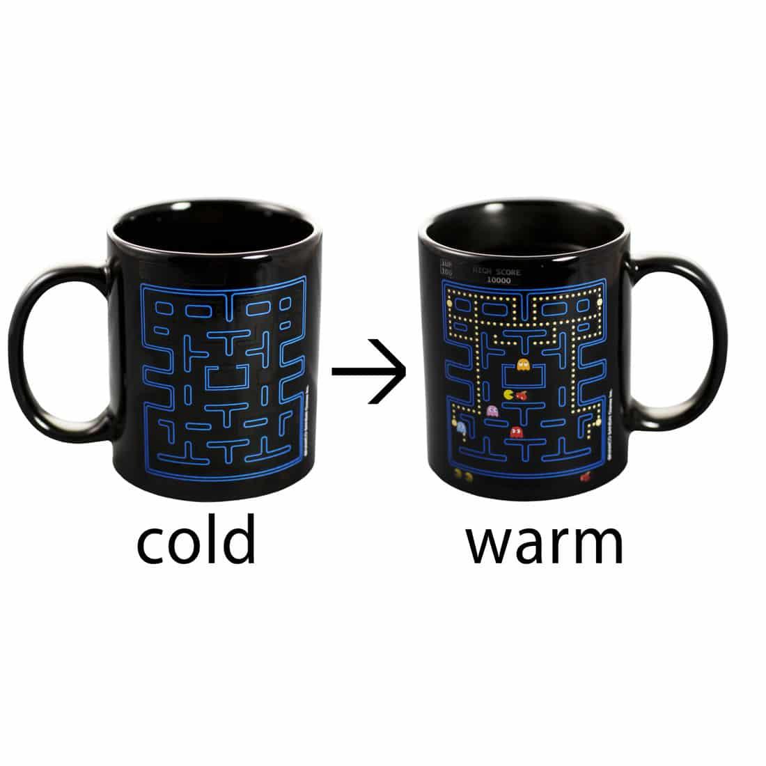 Tasse mit Thermoeffekt: Ein absoluter Hingucker. (Foto: GetDigital.de)