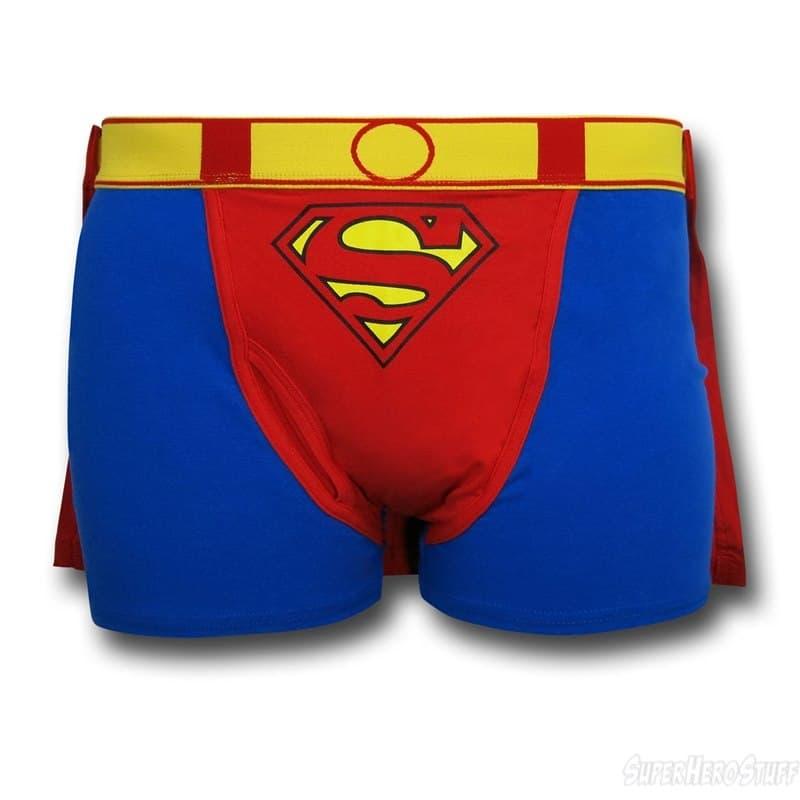 Nur echte Helden füllen diesen Schlüpfer aus! (Foto: superherostuff.com)
