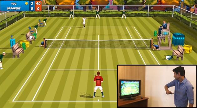 Spielen wie auf einer großen Konsole mit Bewegungssteuerung. (Foto: Rolocule Games)