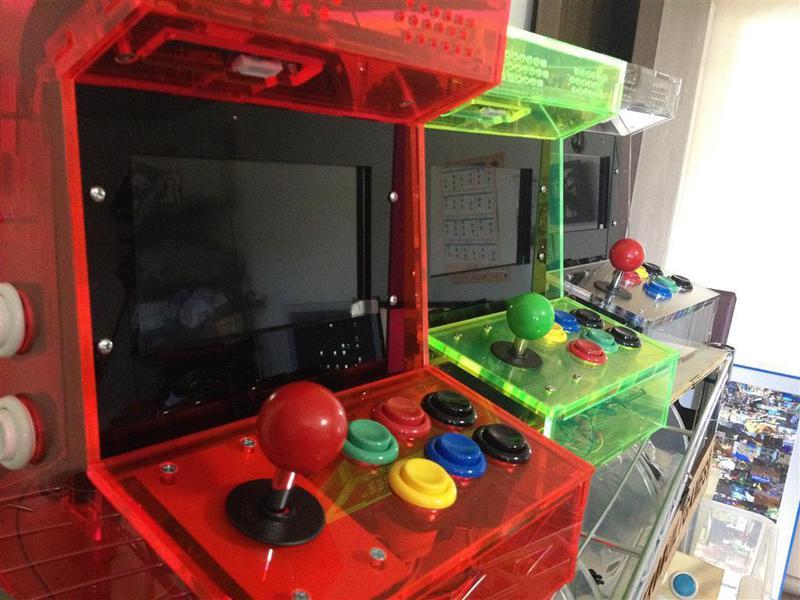 So sieht Porta Pi Arcade aus Plastik aus. (Foto: Ryan Bates)