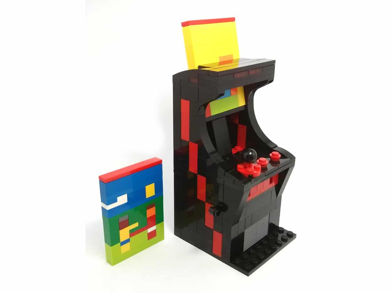 Coinup Videogame. (Foto: LEGO Ideas)