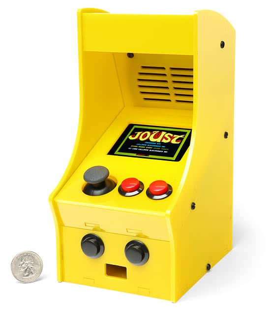 DIY Mini Arcade Cabinet. (Foto: ThinkGeek)