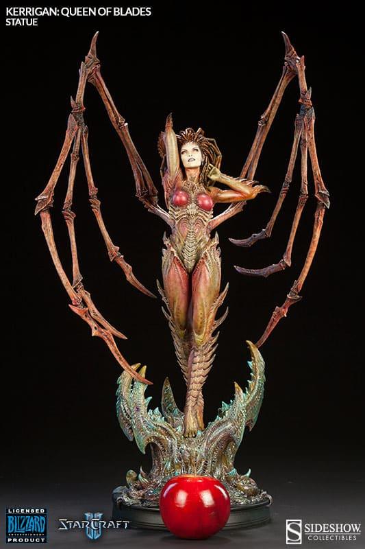 Die posierende Königin der Klingen (Foto: Sideshow Collectibles)