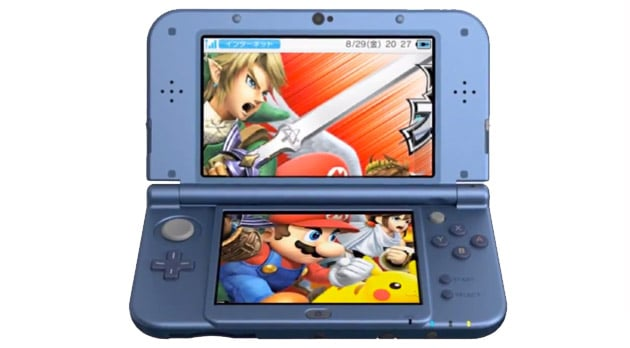 Rechts zu erkennen - weiterer Analogstick. (Foto: Nintendo)