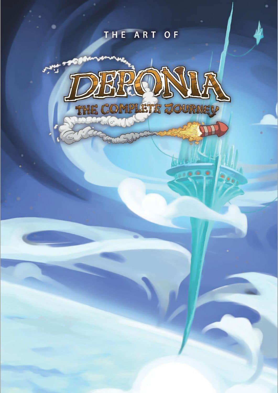 Die Kunst in Deponia (Foto: Daedalic Entertainment)