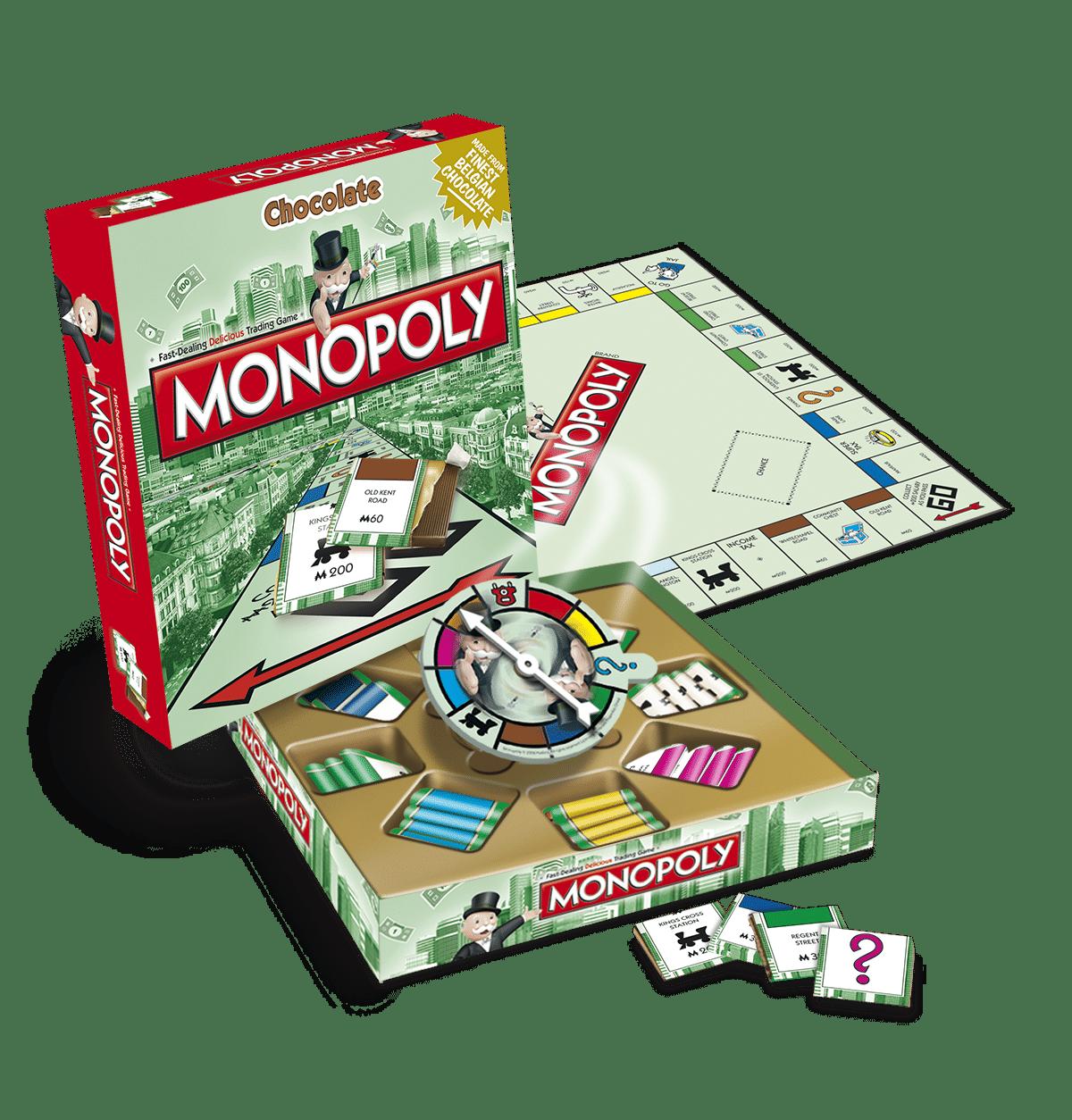 So schmackhaft war eine Runde Monopoly noch nie (Foto: Gamesformotion.com)