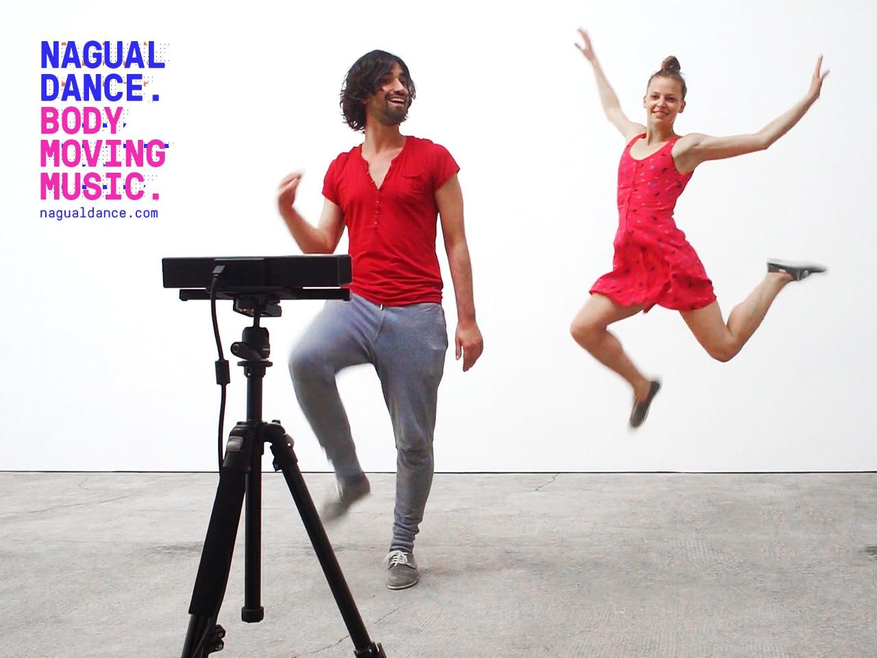Mit Tanzbewegungen neue Musiktracks erschaffen! (Foto: Nagual Sounds)