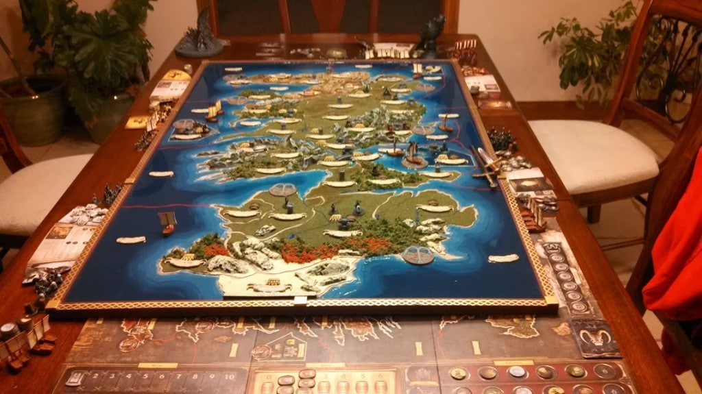 Game Of Thrones Brettspiel