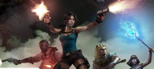 Lara in Gold. (Foto: Square Enix)