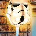 Star Wars Stormtrooper Porch Light Cover (Foto: halloweencostumes.com)