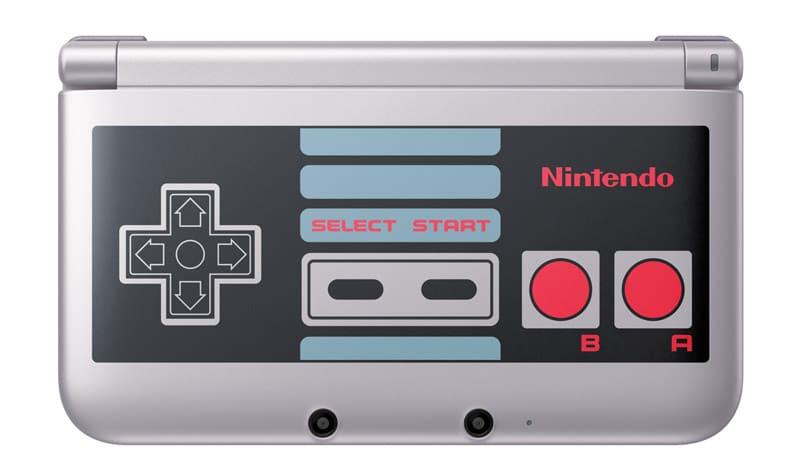 Eine neue 3DS-Konsole.... (Foto: GameStop)