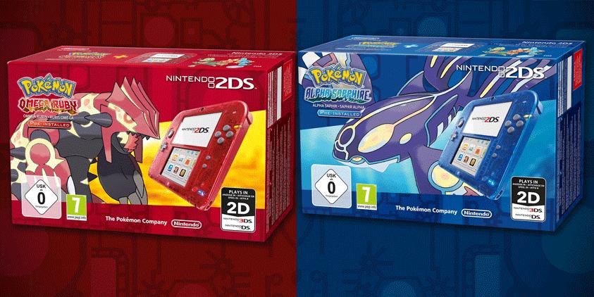 Auch als Bundles erhältlich. (Foto: Nintendo)