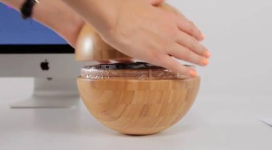Salatschüsseln als Controller? Na, wie wäre es? (Foto: Vimeo)
