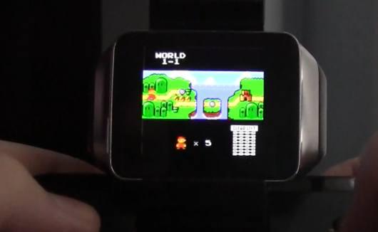 Super Mario läuft auch. (Foto: Youtube)