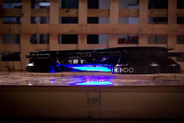 Es fliegt! (Foto: Hendo / Kickstarter)