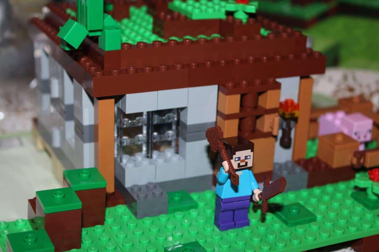 Japanisches Haus Bauplan Japanisches Gartenhaus In Einem Park In - Minecraft japanische hauser bauen