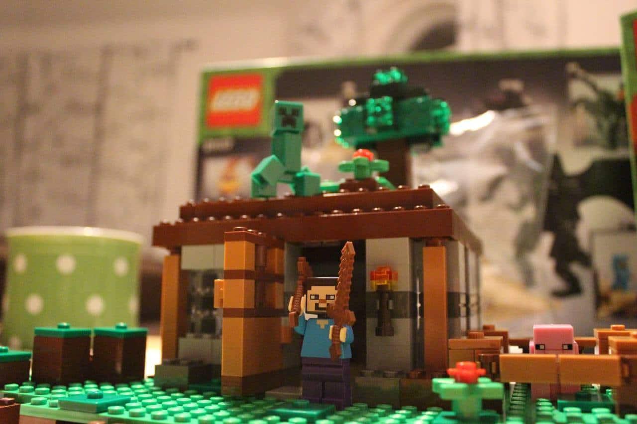 lego minecraft figuren images. Black Bedroom Furniture Sets. Home Design Ideas