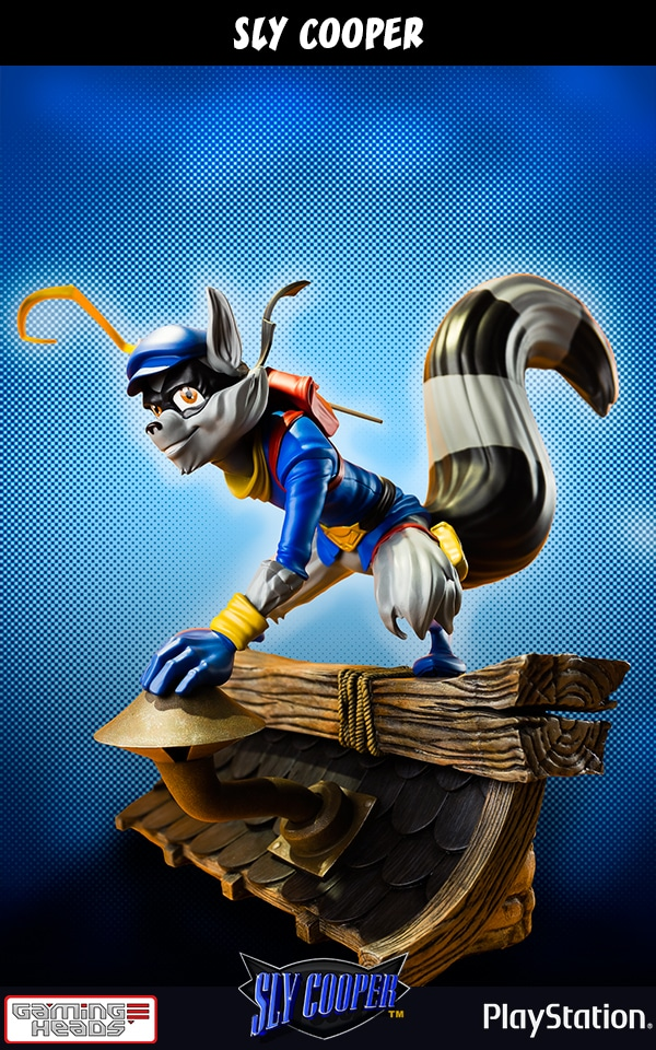 Sly Cooper. (Foto: Gaming Heads)