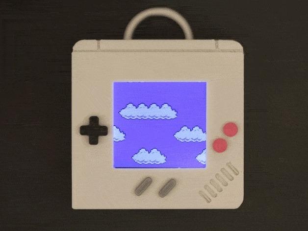 Ein passendes Design - aus dem 3D-Drucker. (Foto: Adafruit)