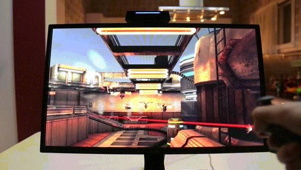 Virtual Reality einfach für den PC-Monitor nachrüsten. (Foto: Kickstarter)